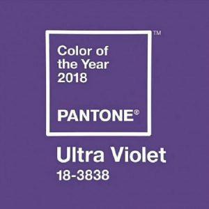 رنگ مد سال 2018 چیست